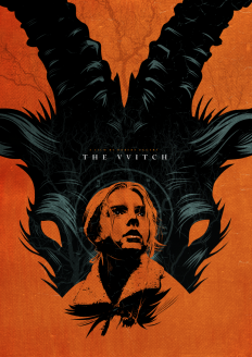 The Witch Poster on Inspirationde