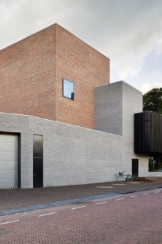 KRFT adds two-tone brick theatre to Singer Laren museum on Inspirationde