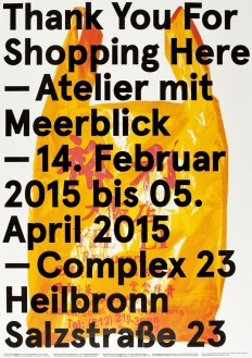 Thank You For Shopping Here – Complex 23 on Inspirationde
