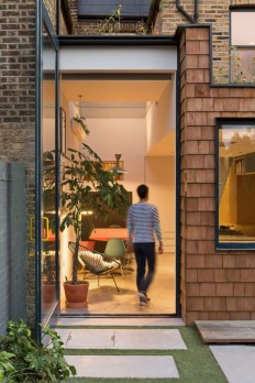 Victorian House Renovated in South London for a Young Family on Inspirationde