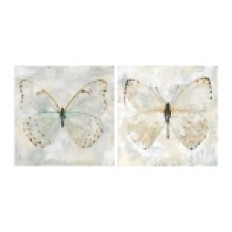 Fly Free Canvas Art Prints, Set of 2 | Kirklands