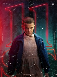 Eleven by Magdiel Lopez on Inspirationde