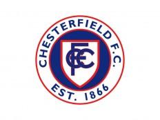 Chesterfield FC Vector Logo - Logowik.com
