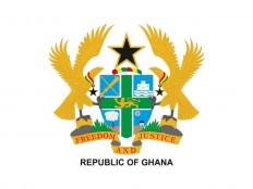 Ghana Crest Vector Logo - Logowik.com