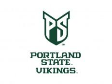 Portland State Vikings Vector Logo - Logowik.com