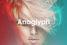 Anaglyph 3D Action on Inspirationde