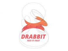 Rabbit Logo Template by Nur Praditya Wibisono on Inspirationde