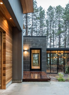 Northern Lake Home / Strand Design on Inspirationde