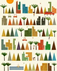 cosas mínimas — Tropicalia Print