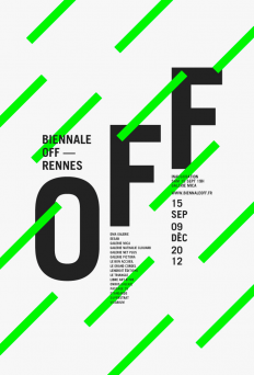 Biennale OFF – Contemporary Art / Rennes on Inspirationde