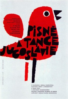 Pisne a tance Jugoslavie - AGI