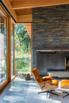 Big Pine: A Mountain Cabin by Prentiss + Balance + Wickline Architects - Design Milk