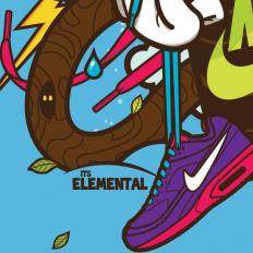 Nike Elemental on