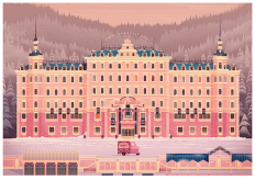Grand Budapest Hotel on