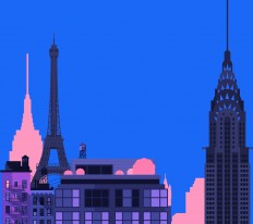 Paris - NewYork on