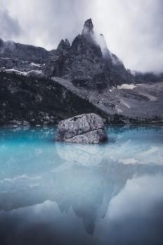 Dolomites on
