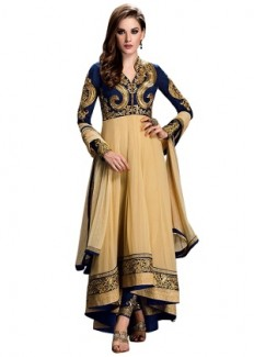 Pick Any 1 - Designer & Embroidered Semi Stitched Salwar Suit by 1 Stop Fashion - HomeShop18.com