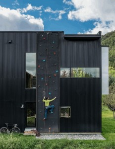 Cache Creek House by Carney Logan Burke Architects on Inspirationde