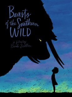 Beasts of the Southern Wild Poster for Aperture Cinema - Downgraf.com - Design Shop