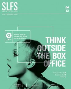 SLFS Campaign – Think Outside the Box Office on Inspirationde
