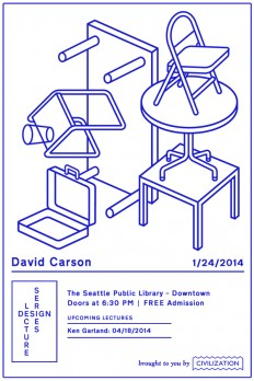 The Seattle Design Lecture Series on Inspirationde