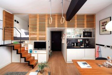 50 Small Studio Apartment Design Ideas (2019) – Modern, Tiny & Clever - InteriorZine