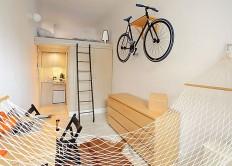 50 Small Studio Apartment Design Ideas (2019) – Modern, Tiny & Clever - InteriorZine