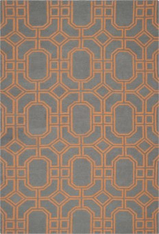 DHU860B Rug from Dhurries by Safavieh | PlushRugs.com