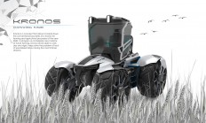 Valtra Design » 2nd Prize