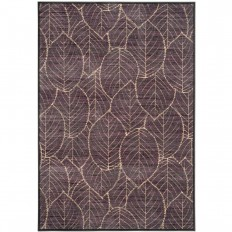 Martha Stewart Living Charcoal/Multi 8 ft. x 11 ft. 2 in. Area Rug-MSR74125-2330-8 - The Home Depot