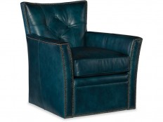 Hooker Furniture Living Room Conner Swivel Club Chair CC503-SW-039