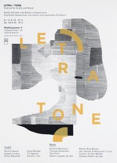 Damien Tran: Letratone on Inspirationde