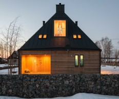 House in Pribylovo on
