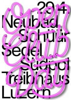 Erich Brechbühl's Posters are Witty and Inventive, with an Element of Surprise on Inspirationde