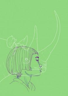 TOTEM – Rhino by Liudas Barkauskas on Inspirationde