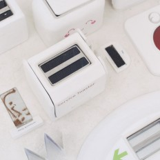 "Eight Toasters that Compete for Your Attention Through Different ""Personalities"" - Core77"