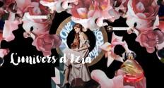 Lancement du parfum Izia par Sisley Paris.