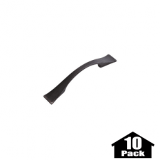 Hickory Hardware P3591-VB-10PACK Vintage Bronze Kite 3 Inch Center to Center Handle Cabinet Pull - 10 Pack - PullsDirect.com