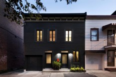 Photo 1 of 7 in A Monochromatic Renovation for a 19th-Century Montreal Home - Dwell