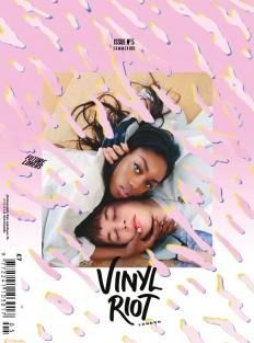 Vinyl Riot, Summer 2013, #5 on Inspirationde