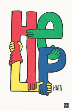 HELP – For the HAITI POSTER PROJECT on Inspirationde