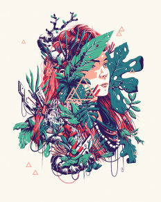 Aloy x Horizon Zero Dawn by Marie Bergeron on Inspirationde