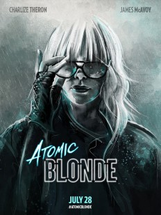 Atomic Blonde by Claudio Tosi on Inspirationde