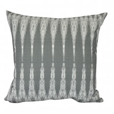 26 in. Peace 1 Geometric Print Decorative Pillow-PG863GY6-26 - The Home Depot