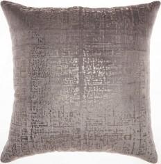 Tadashi Contemporary Square Velvet Throw Pillow & Reviews | AllModern