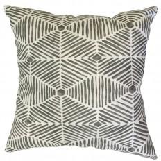Vamo Geometric Down Filled 100% Cotton Lumbar Pillow & Reviews | AllModern