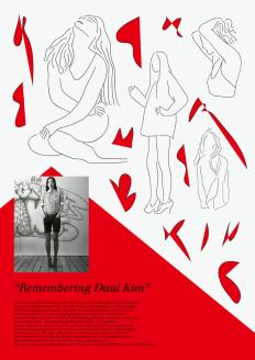 Remembering Daul Kim – Kyuho Kim on Inspirationde
