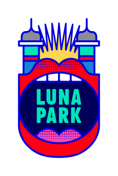 Brand New: New Logo and Identity for Luna Park by SML Design