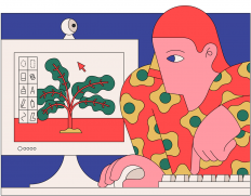 It's Nice That | Viva MS Paint: illustrators pay tribute to (the now saved) program