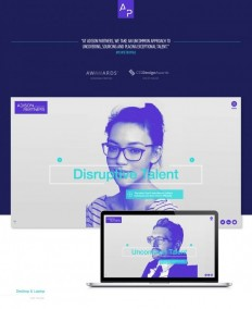 Best Layout Adison Partners Branding Web images on Designspiration